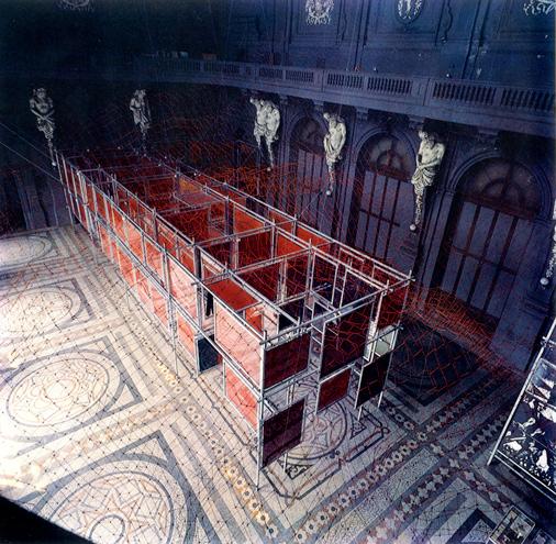 the programmed architecture of leonardo mosso